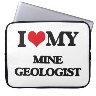 I love my Mine Geologist Laptop Sleeve