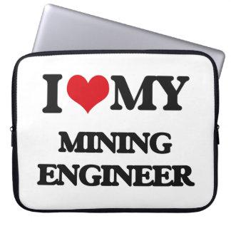 I love my Mining Engineer Laptop Computer Sleeves