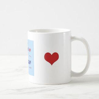 I Love My Missionary Mug