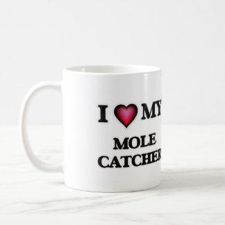 I love my Mole Catcher Coffee Mug