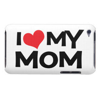 I Love My Mom Mother's Day Case-Mate iPod Touch