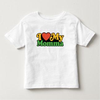 I Love My Momma Shirt