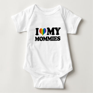 I love my mommies infant creeper