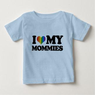 I love my mommies shirt