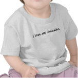 I Love My Mommies Tee- Your babe can be proud too!