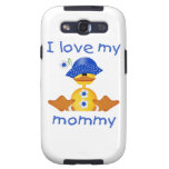 I love my mommy (girl duck) galaxy s3 cover