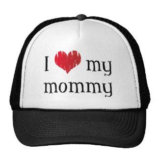 I love my mommy hats