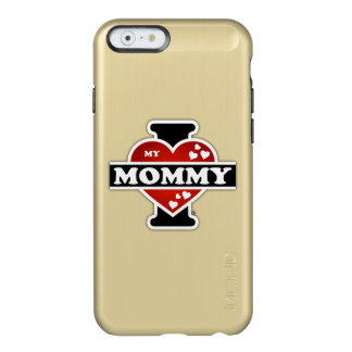 I Love My Mommy Heartbeats Incipio Feather Shine iPhone 6 Case