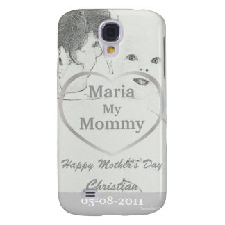 I Love My Mommy iPad Case3-Customize Samsung Galaxy S4 Cases
