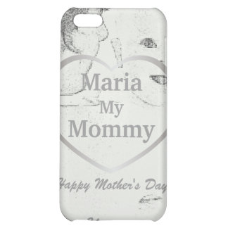 I Love My Mommy iPad Case4-Customize Case For iPhone 5C