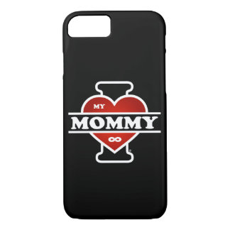 I Love My Mommy To Infinity iPhone 8/7 Case