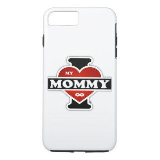 I Love My Mommy To Infinity iPhone 8 Plus/7 Plus Case