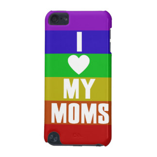 I Love my Moms iPod Touch (5th Generation) Cases