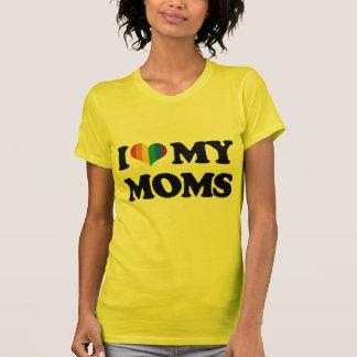I LOVE MY MOMS T-Shirt