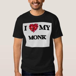 I love my Monk T Shirts