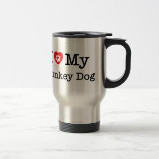 I love my Monkey Dog Travel Mug