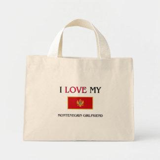 I Love My Montenegrin Girlfriend Canvas Bag
