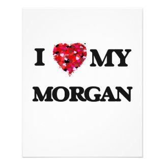 "I love my Morgan 4.5"" X 5.6"" Flyer"