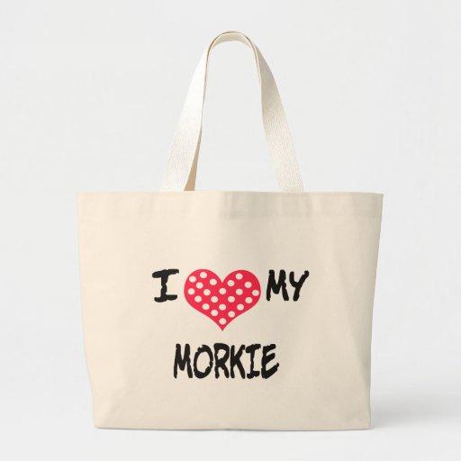 I love my Morkie Bags