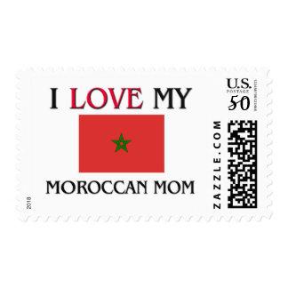 I Love My Moroccan Mom Postage