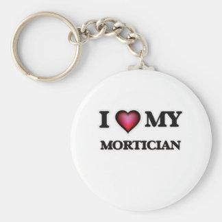 I love my Mortician Keychain