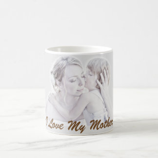 I Love My Mother - Cup