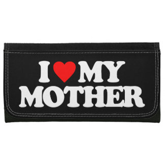 I LOVE MY MOTHER WALLET