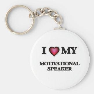 I love my Motivational Speaker Keychain