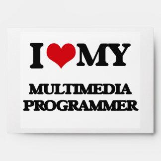 I love my Multimedia Programmer Envelope