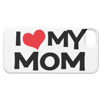 I Love My Mum Mother's Day iPhone 5 Case