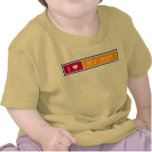 I Love my Mum Tees and Baby Apparel