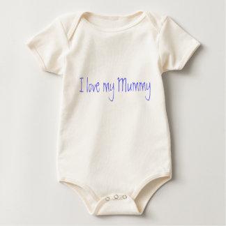 I love my Mummy Body suit Baby Bodysuit