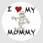 I Love My Mummy Item Stickers