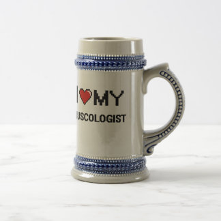 I love my Muscologist 18 Oz Beer Stein
