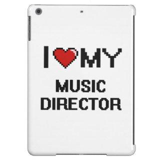 I love my Music Director iPad Air Cover