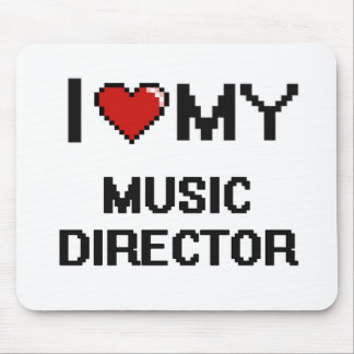 I love my Music Director Mouse Pad