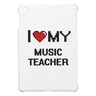 I love my Music Teacher iPad Mini Cases