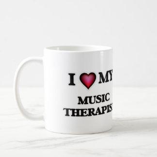 I love my Music Therapist Coffee Mug