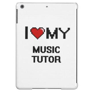 I love my Music Tutor iPad Air Cases