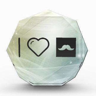 I Love My Mustache Award