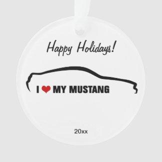 I love my Mustang!