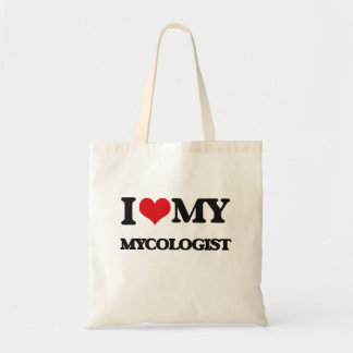I love my Mycologist Tote Bags