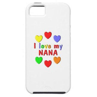 I Love My Nana iPhone SE/5/5s Case