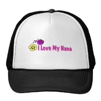 I Love My Nana Trucker Hat