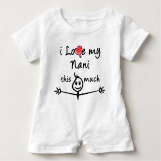 I love my Nani! (Grandma) T Shirt
