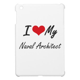 I love my Naval Architect Cover For The iPad Mini