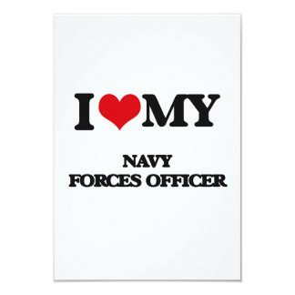 I love my Navy Forces Officer Announcements