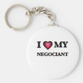 I love my Negociant Keychain