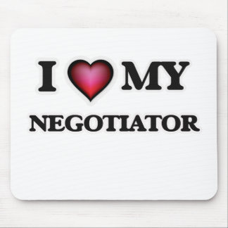 I love my Negotiator Mouse Pad