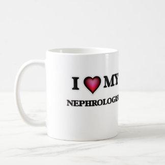 I love my Nephrologist Coffee Mug